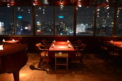 ガスライト 群馬 夜景 レストラン