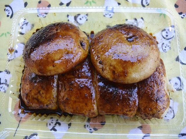 オリタ 焼き饅頭