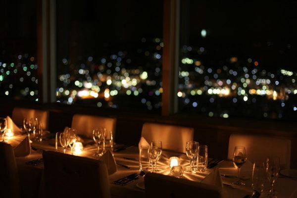 アートマルシェ 群馬 夜景 レストラン