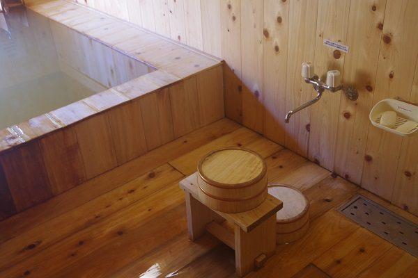 木の葉石の湯 浴場