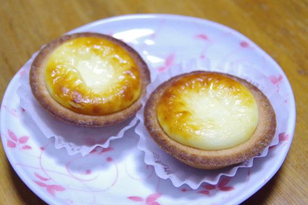 BAKE CHEESE TART チーズタルト