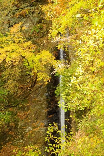 線ヶ滝 船山自然歩道