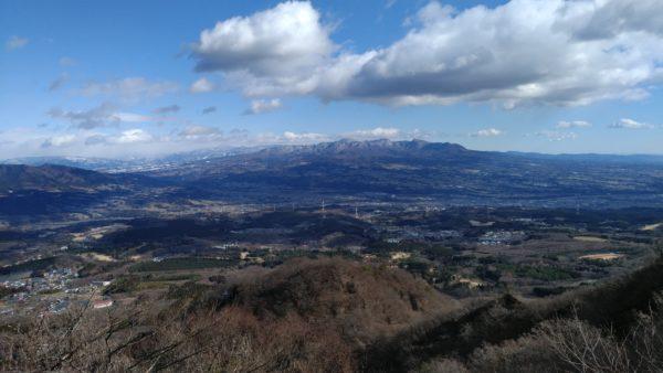 伊香保ロープ―ウェイ 景色