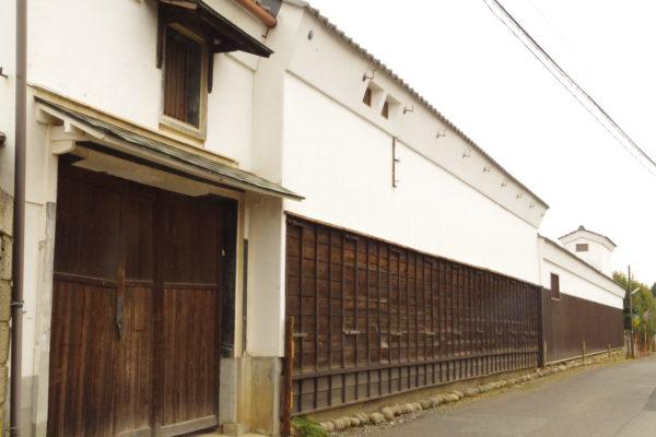 島岡酒造 建物