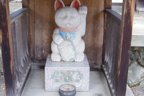 海雲寺 招き猫