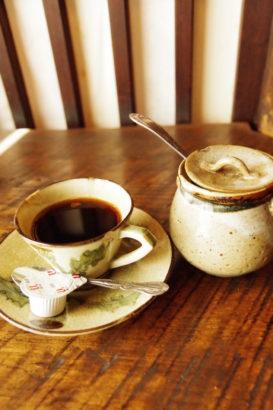 芭蕉  コーヒー