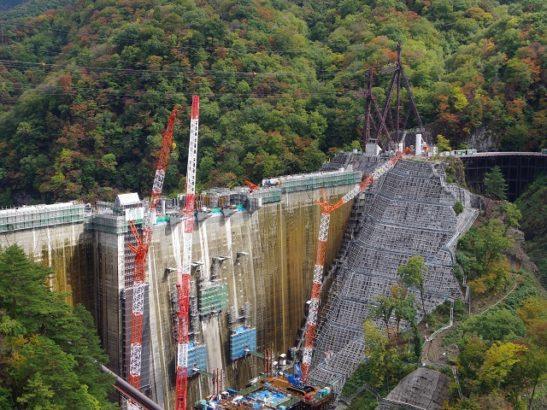 八ッ場ダム ダム