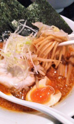 環七ラーメン周麺 ラーメン
