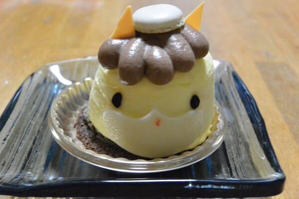 くわの実 ケーキ