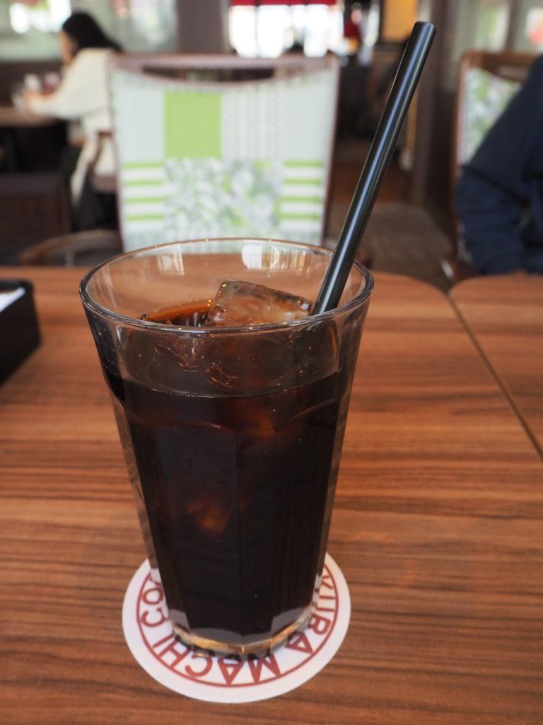 高倉町珈琲 アイスコーヒー