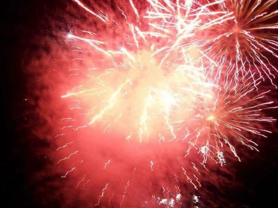 つまごい祭りの花火 群馬県 花火大会