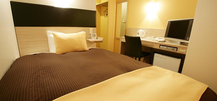ホテル高崎 客室