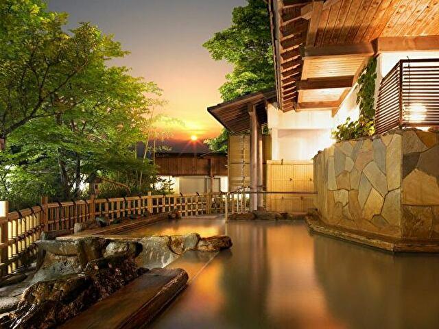 伊香保 森秋旅館