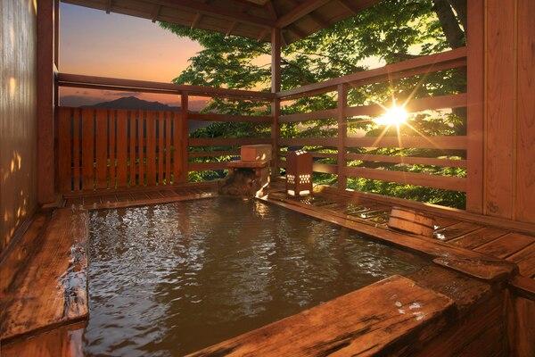 森秋旅館 温泉