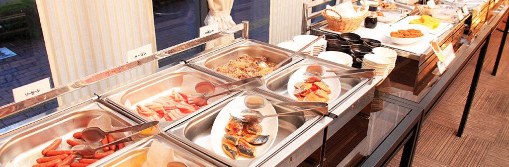 高崎ワシントンホテルプラザ 朝食