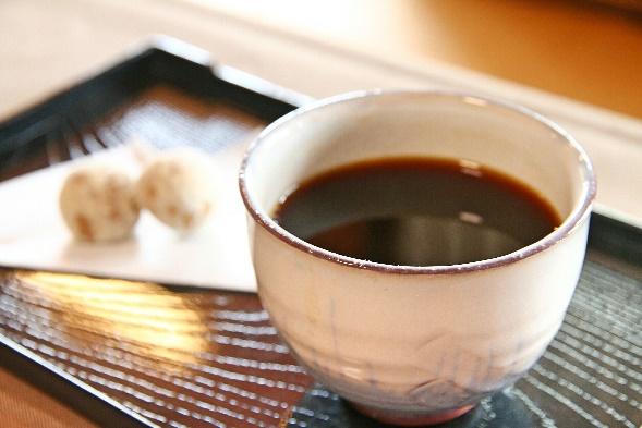 萩焼茶碗 維新コーヒー