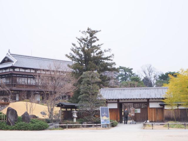 国指定文化財 臨江閣