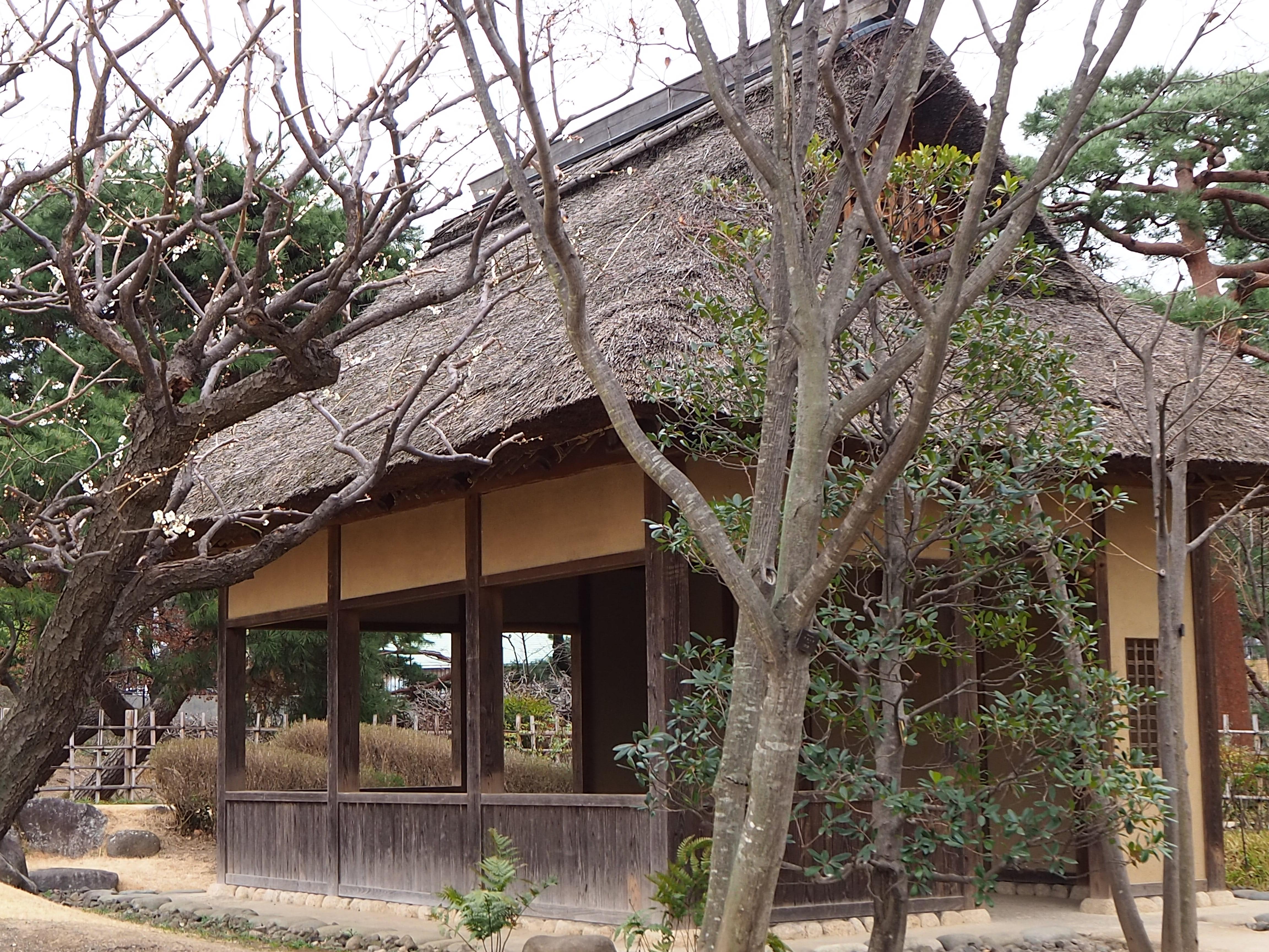 臨江閣 建物