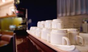 ホテルニュー赤城 コーヒー
