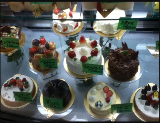 菓子工房ル・ミエール ケーキ
