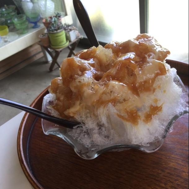 MIRUKA かき氷