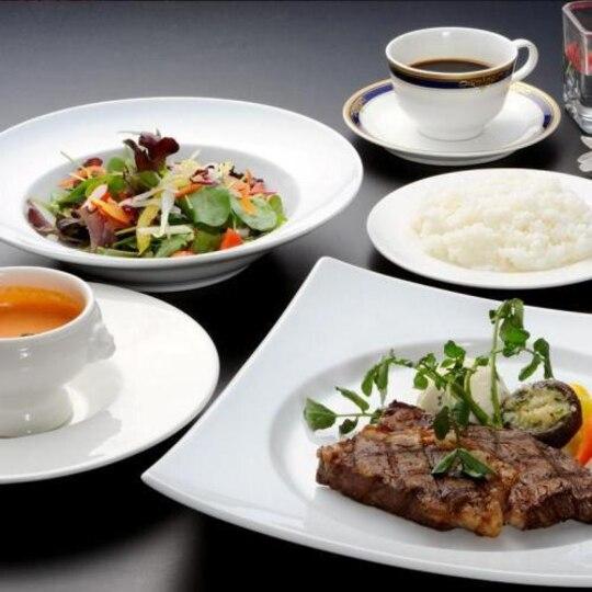 高崎ワシントンホテルプラザ ステーキバーレストラン