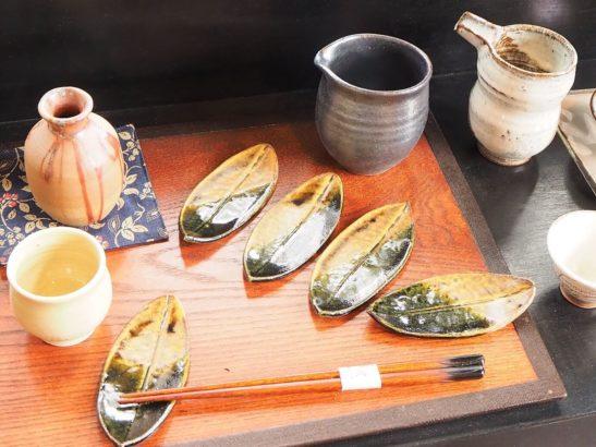 榛名神社 パワースポット 御朱印 手作り陶器