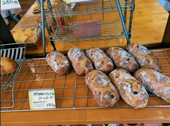 ムソーヤビートム 天然酵母パン