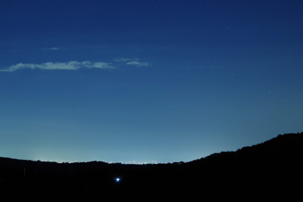 高崎市 くらぶちこども天文台 天体観測