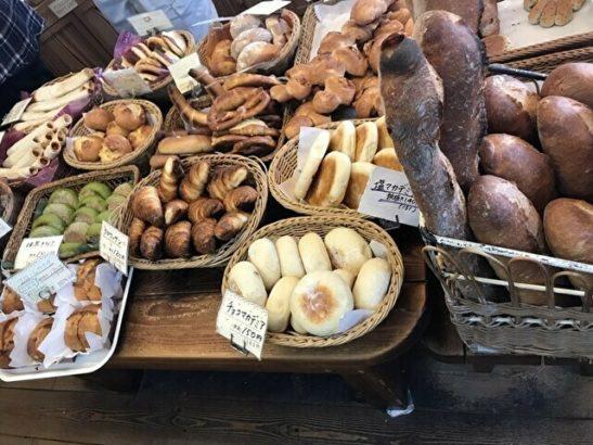 政次郎のパン バケット