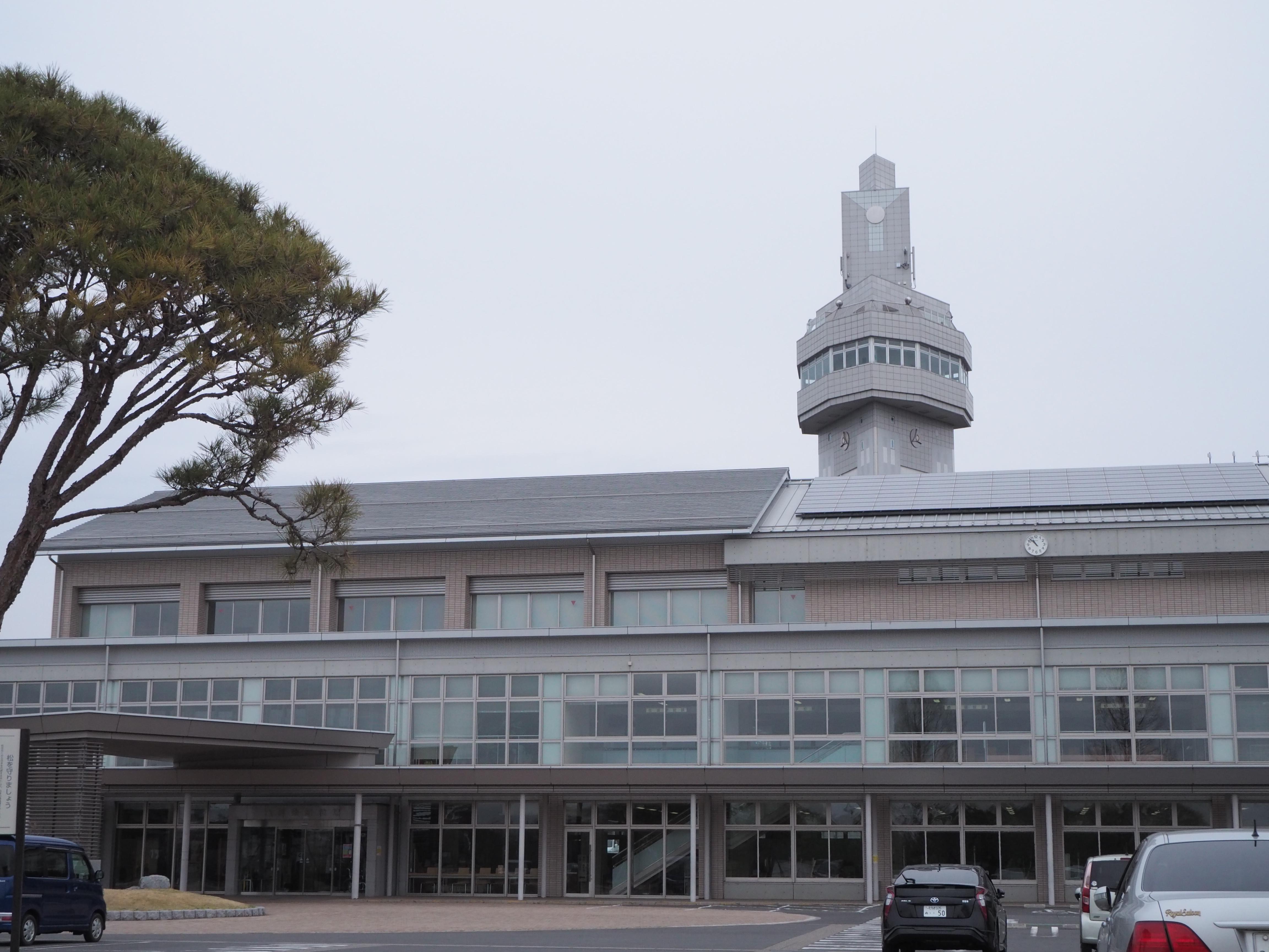 邑楽町 シンボルタワー