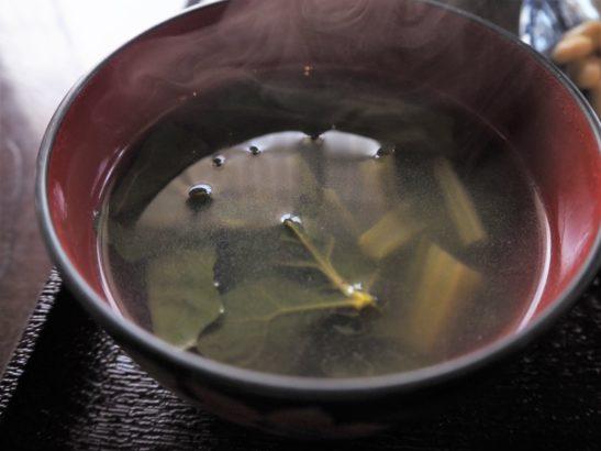 カフェ スープ