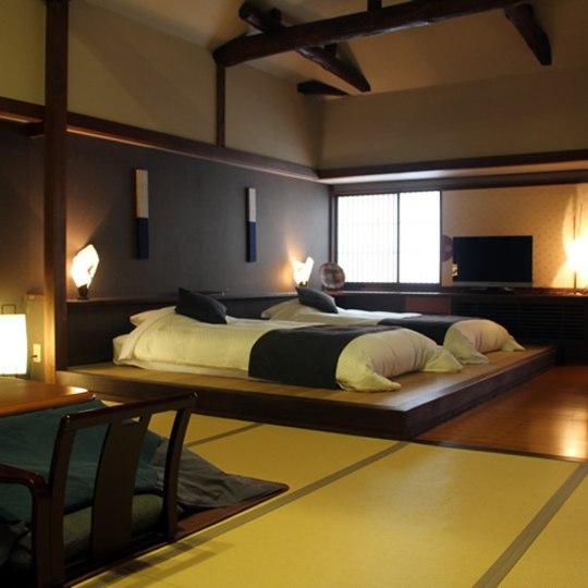 奈良屋 客室