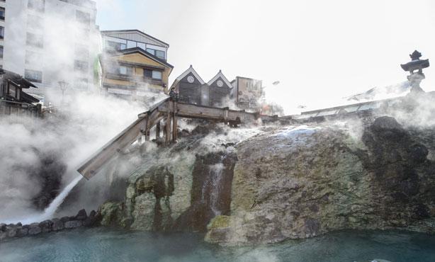 湯畑草菴 温泉
