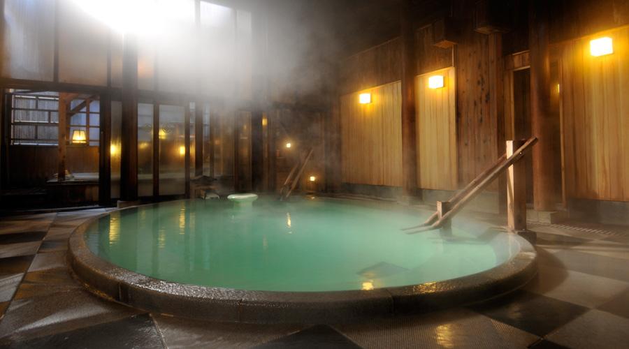 奈良屋 温泉