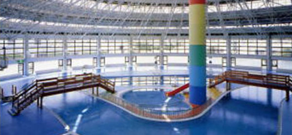 前橋市 六供温水プール 群馬 プール