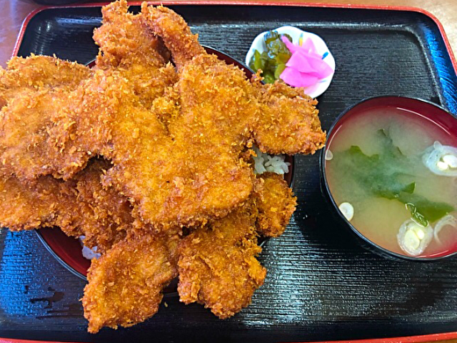 ニコニコ亭 ソースカツ丼