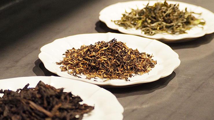 SuutaChai 茶葉