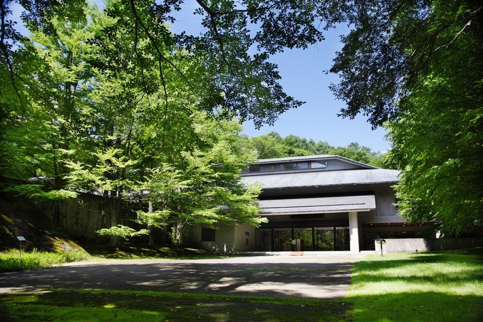 軽井沢 セゾン現代美術館