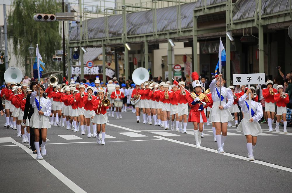 前橋まつり パレード