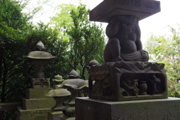 産泰神社 安産祈願 御朱印
