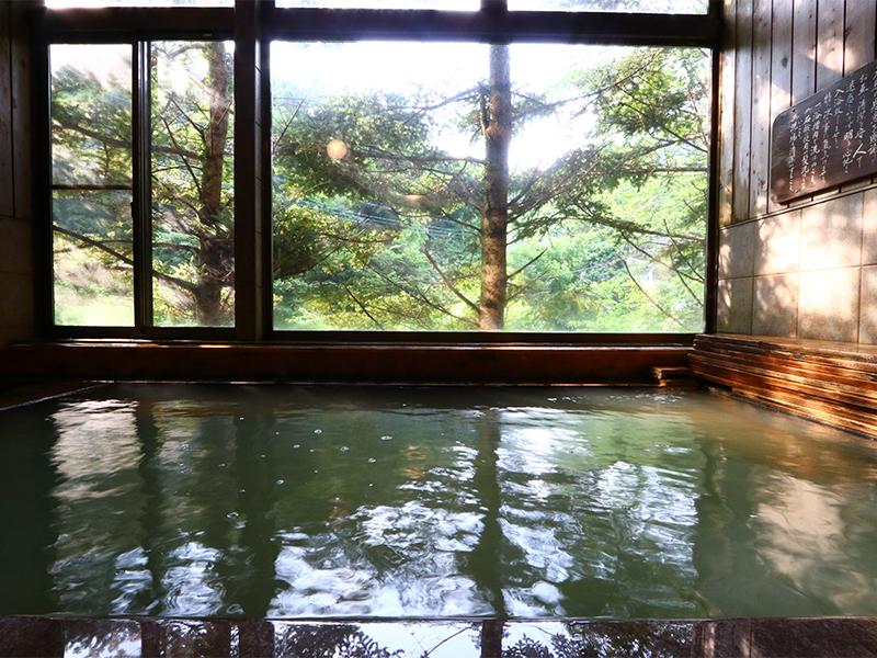 鳩ノ湯 内風呂