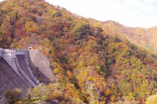 群馬 上野ダム 世界最大級発電所