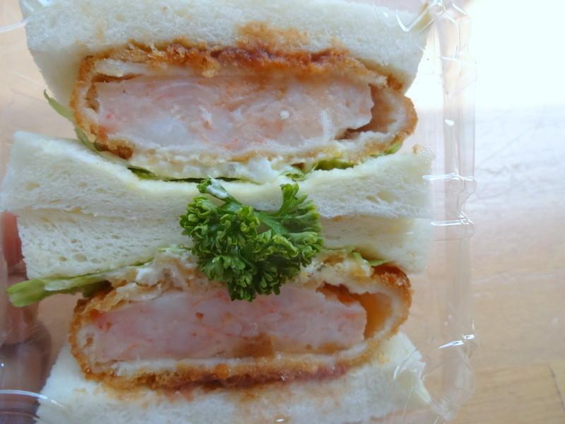 櫻 サンドイッチ