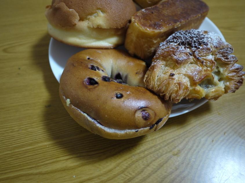 櫻 菓子パン