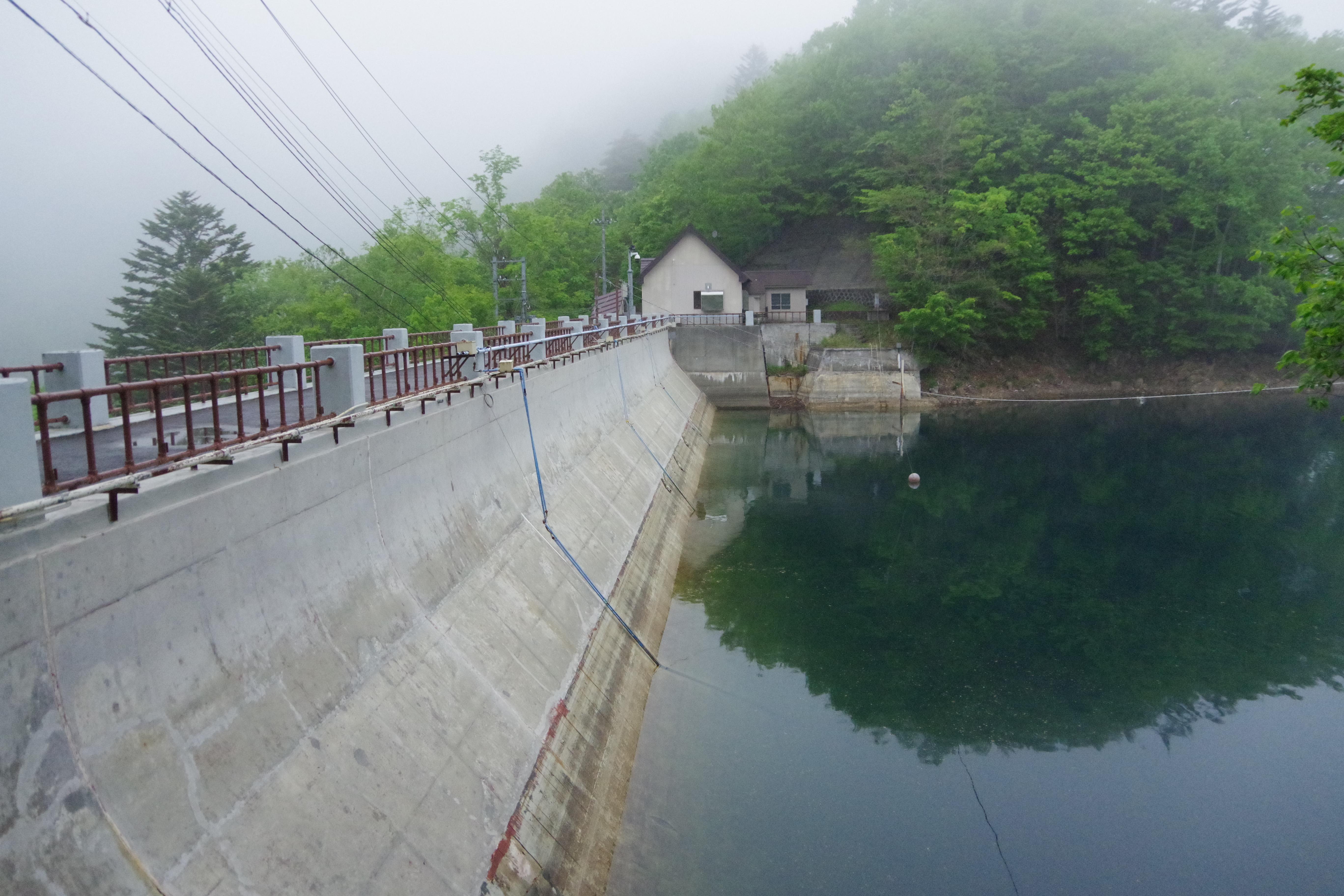 丸沼 ダム