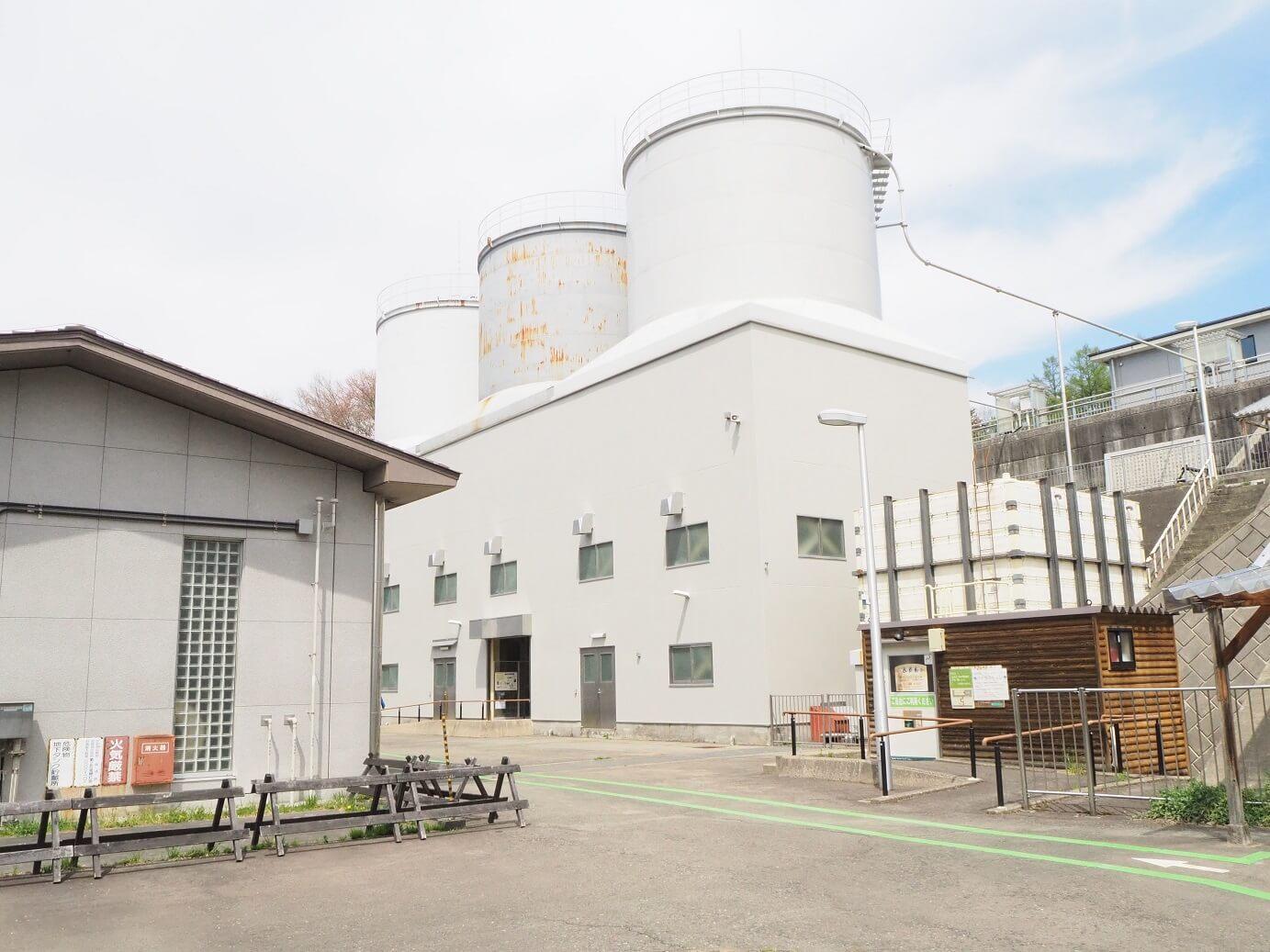 奈良俣ダム ダムカレー2