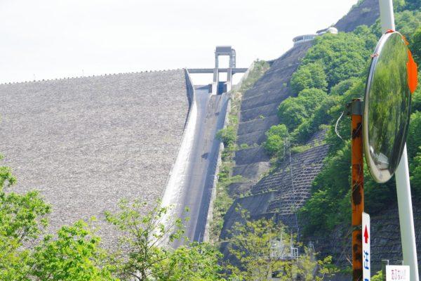奈良俣ダム みなかみ町 ならまたサービスセンター ダムカレー