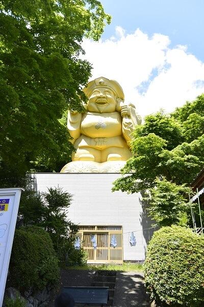 中之嶽神社 像