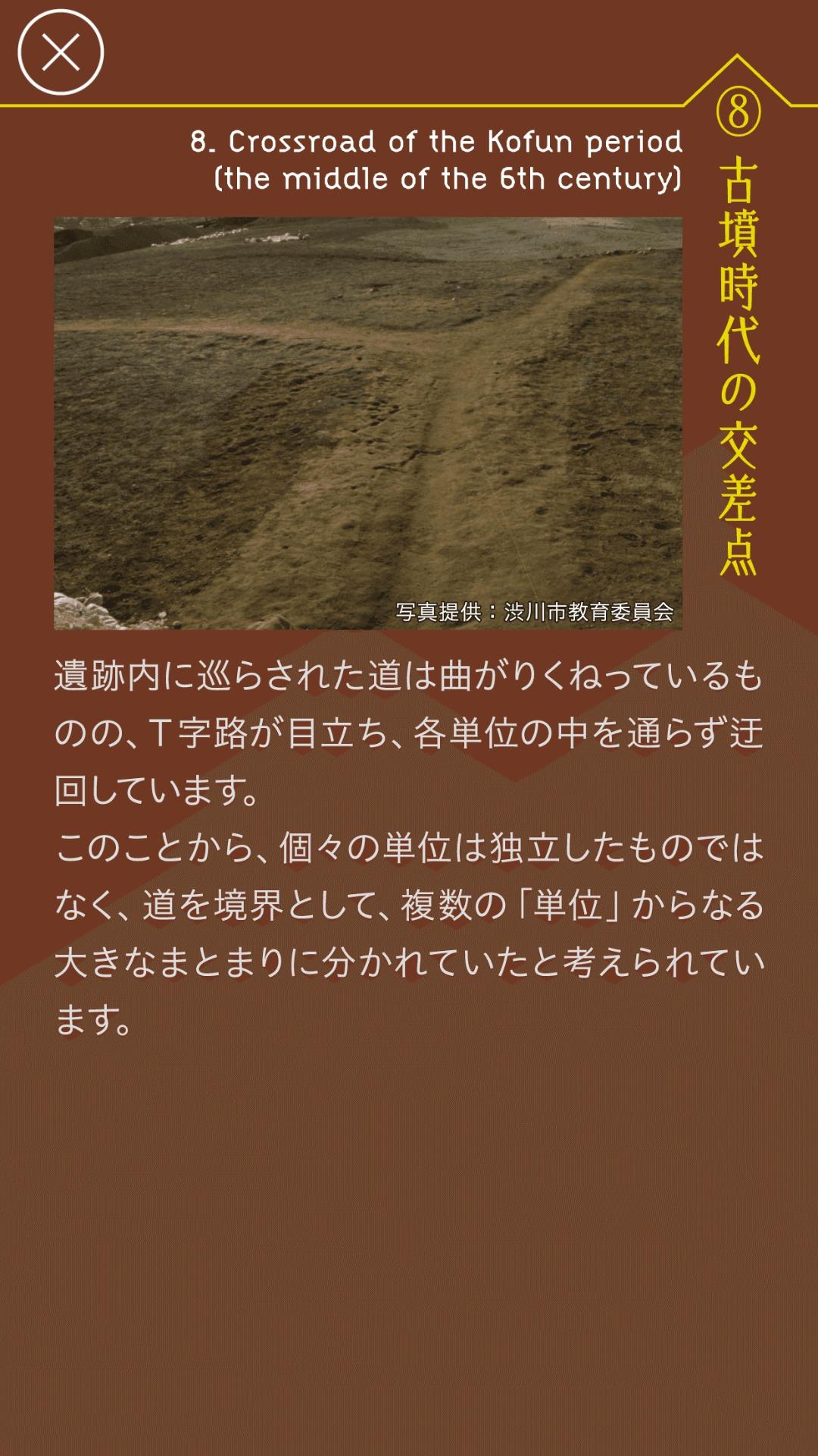 黒井峯トラベル 古墳時代の交差点